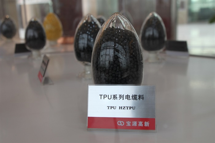 TPU聚氨酯弹性体电缆料