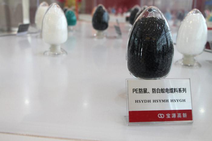 PE防鼠防白蚁电缆料系列