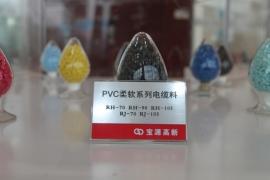 PVC柔软系列电缆料