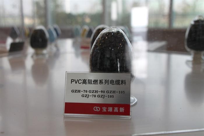 式同向平行双螺杆挤出机对于PVC电缆料的影响
